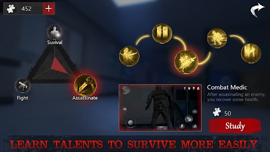 Endless Nightmare: Weird Hospital Mod Apk 1.0.2 (A Large Number of Bullets) 4