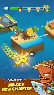 Zombie Defense – Plants War – Merge idle games 1.0.8 5