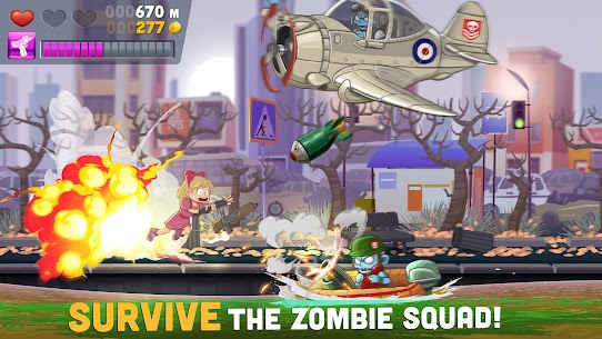 Undead Squad MOD APK (UNLIMITED CURRENCY) Download 3