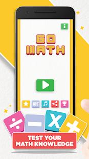 Go Math - Learn Math with Math Games [6-12 years]