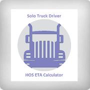 Hours Of Service App And ETA Calculator (Solo)