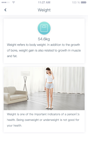 Huawei Body Fat Scale CH100_V1.1.11.120 Screenshots 3