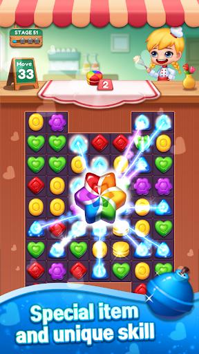 Sweet Candy POP: Cookie Crush 1.3.0 screenshots 2