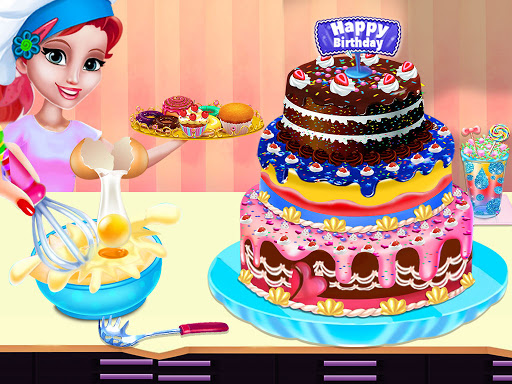 Cake Maker And Decorate - Cooking Maker Games apkdebit screenshots 9