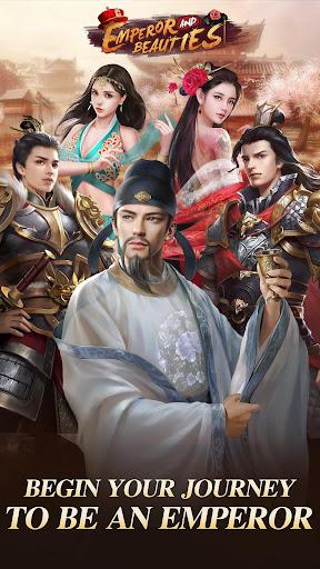Emperor and Beauties  updownapk 1