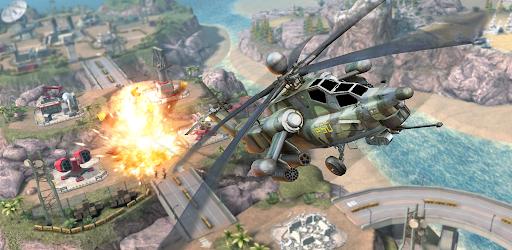 Screenshot of Gunship War: Helicopter Battle 3D (Early Access)