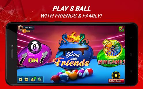 Stick Pool Club: 8 Ball Pool, 3D Poker, Callbreak 8.9 Screenshots 2