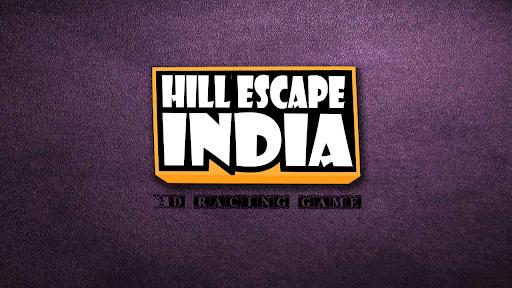 Télécharger Gratuit Hill Escape India - 2D Racing Game APK MOD (Astuce) screenshots 1