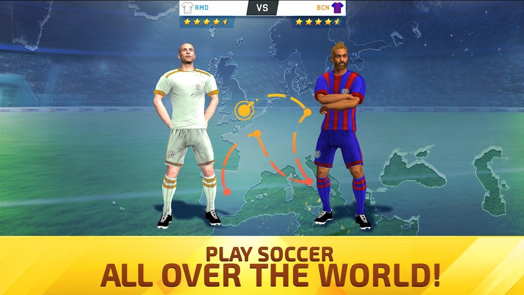 Soccer Star 2021 Top Leagues: Play the SOCCER game  poster 2