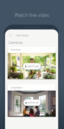 SimpliSafe Home Security App modavailable screenshots 3