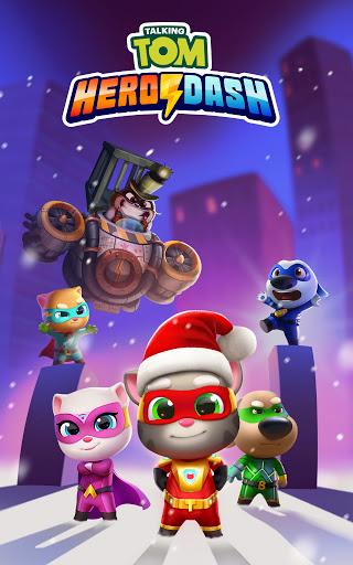Talking Tom Hero Dash - Run Game  screenshots 14