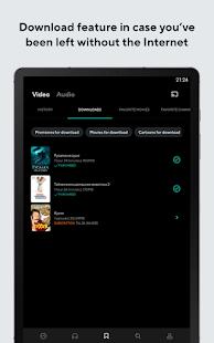 MEGOGO - TV, movies, cartoons and audiobooks 4.1.5 Screenshots 14