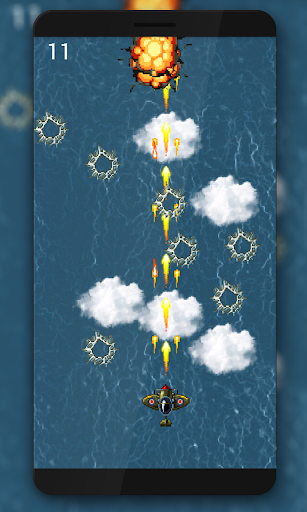 Pacific Wings: Air Combat - War planes  screenshots 2