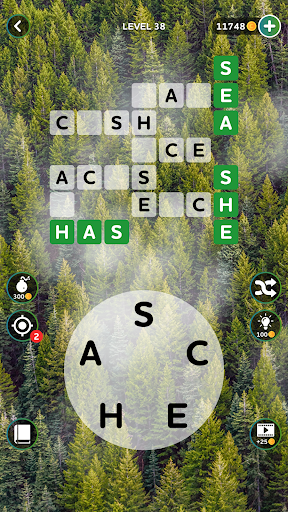 Word Season - Connect Crossword Game apktreat screenshots 2