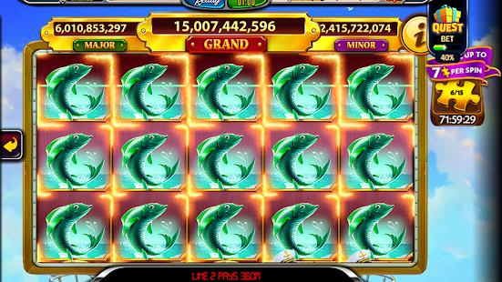 Vegas Downtown Slotsu2122 - Slot Machines & Word Games 4.52 Screenshots 7