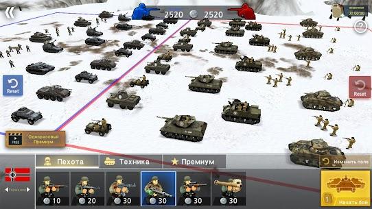 Baixar WW2 Battle Front Simulator MOD APK 1.6.3 – {Versão atualizada} 3