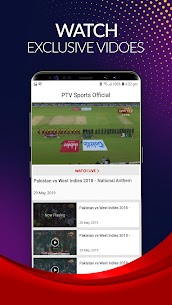 PTV Sports Live Official Download for Android 2