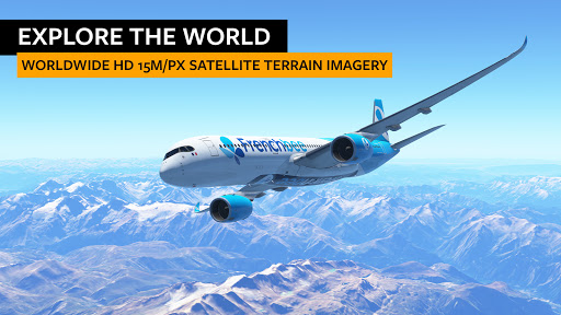 Infinite Flight - Flight Simulator screenshots 2