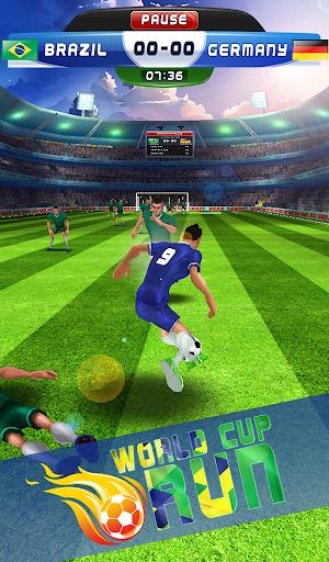 Soccer Run: Offline Football Games 1.1.2 com.vng.worldcuprun apkmod.id 4