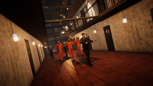 Prison Guard Job Simulator - Jail Story  screenshots 9