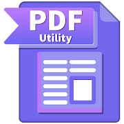 PDF Utility – Merge, Split, Delete, Extract & Lock