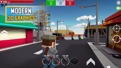 Pixel Grand Battle 3D 1.8.1 screenshots 5