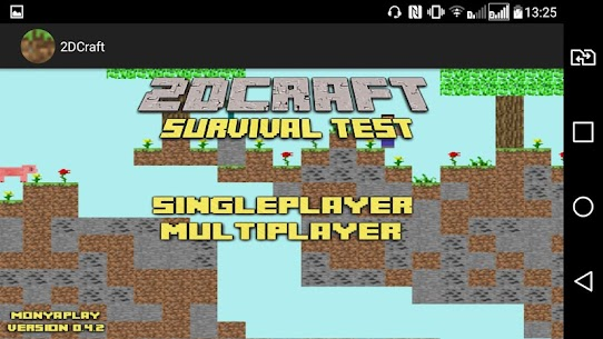 2DCraft: Building and Survival in 2D Online Hack Android & iOS 2