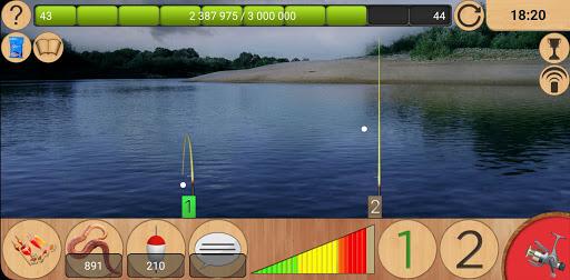 True Fishing. Fishing simulator 1.14.3.659 screenshots 17