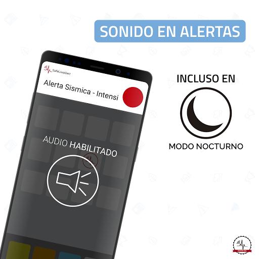 SASSLA: Sismos en tiempo real android2mod screenshots 6