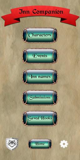 rpg encounter companion screenshot 2