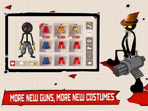Stickman Shooter : Gun Shooting Games 9.8 screenshots 9