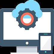 Online Admin  Icon