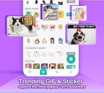 Kika Keyboard 2021 – Emoji Keyboard, Stickers, GIF 6.6.9.5912 Apk 5
