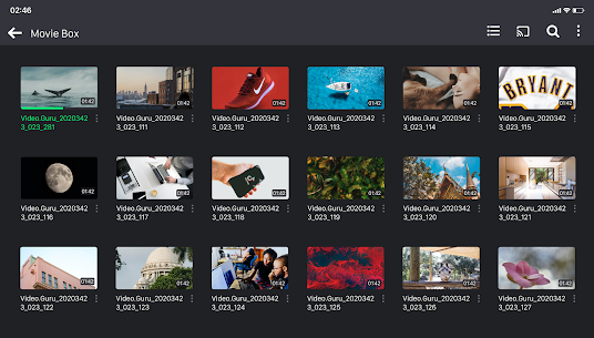 SPlayer – Video Player for Android 2