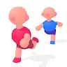 Run & Fall! game apk icon