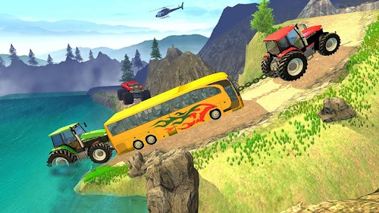 Tractor Pull Simulator Drive: Tractor Game 2020 1