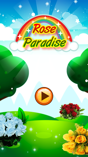 Rose Paradise - most popular flower matching games apkpoly screenshots 1