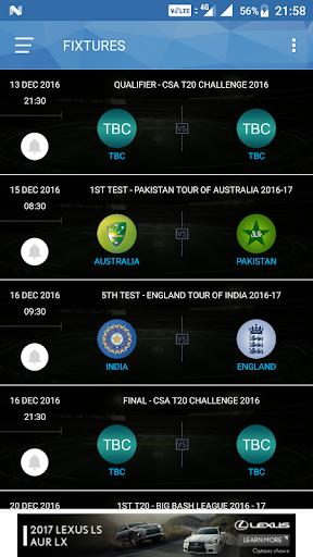 Willow - Watch Live Cricket  screenshots 1