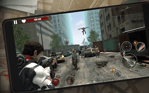 ZOMBIE HUNTER  screenshots 6