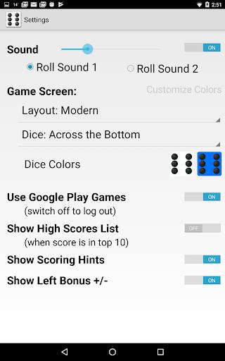Five Dice! apktram screenshots 12