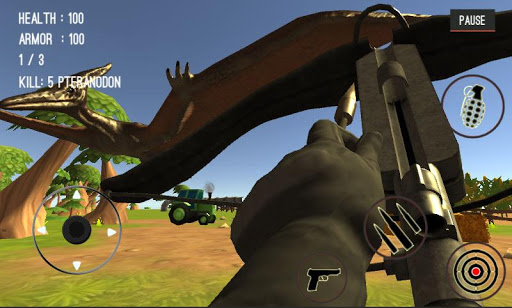 Dinosaur Hunter Dino City 2017  screenshots 19