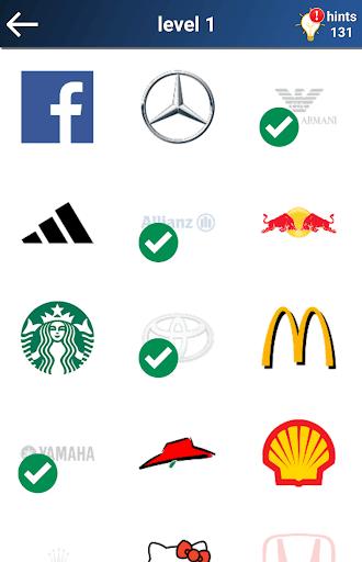 Quiz: Logo game 9.6 Screenshots 5
