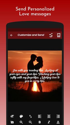 Love Messages for Girlfriend - Share Love Quotes apktram screenshots 14
