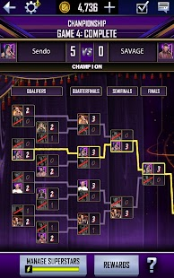 WWE SuperCard - Multiplayer Collector Card Game Screenshot