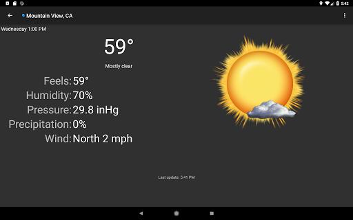 Palmary Weather  Screenshots 12