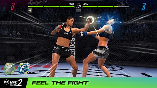 EA SPORTSu2122 UFCu00ae Mobile 2 1.5.06 screenshots 1