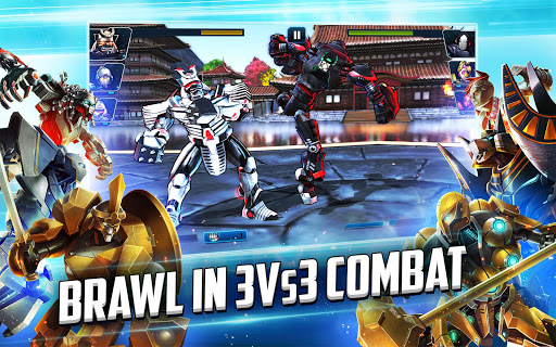 Ultimate Robot Fighting apktram screenshots 10