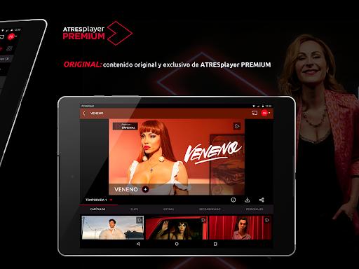 ATRESplayer - Series, pelu00edculas y TV online apktram screenshots 11