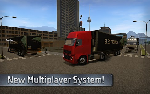 Euro Truck Evolution (Simulator) MOD APK 2021 [Unlimited Money+OBB] 8