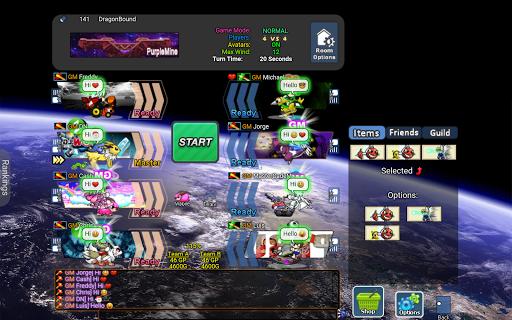 DragonBound 0.5.0 screenshots 3